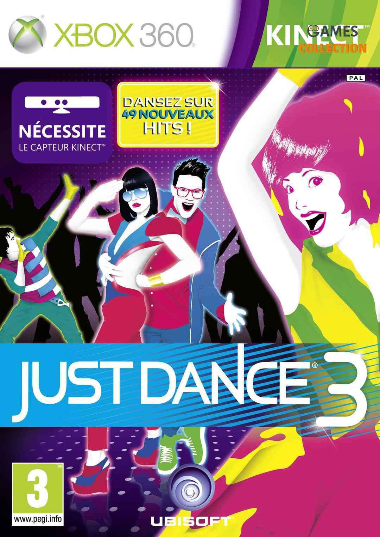 Just Dance 3(XBOX360)-thumb