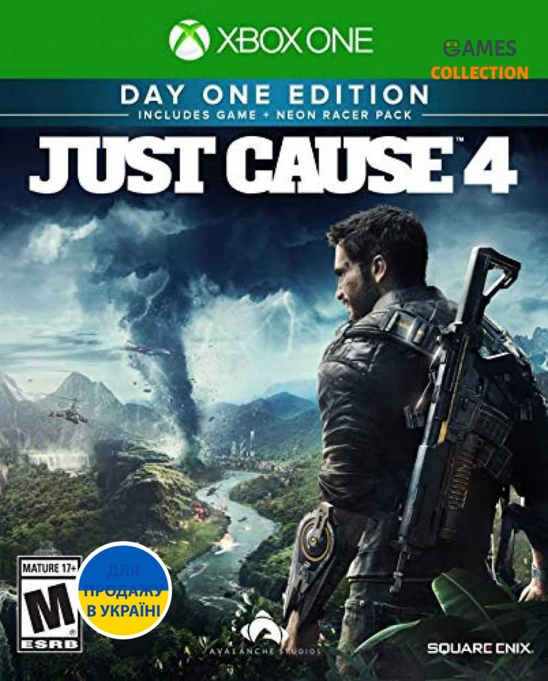 Just Cause 4: Day One Edition (Xbox One)-thumb