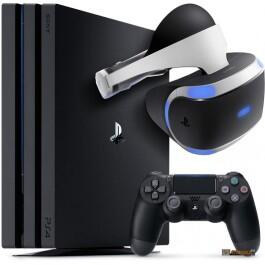 Sony PlayStation 4 Pro (PS4 Pro) + Playstation VR-thumb
