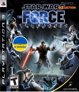 Star Wars: The Force Unleashed (PS3) Б/У-thumb