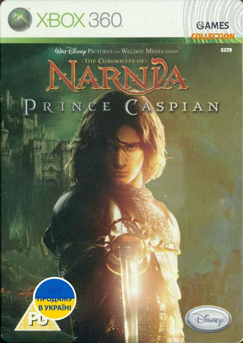 The Chronicles of Narnia: Prince Caspian (XBOX360)-thumb