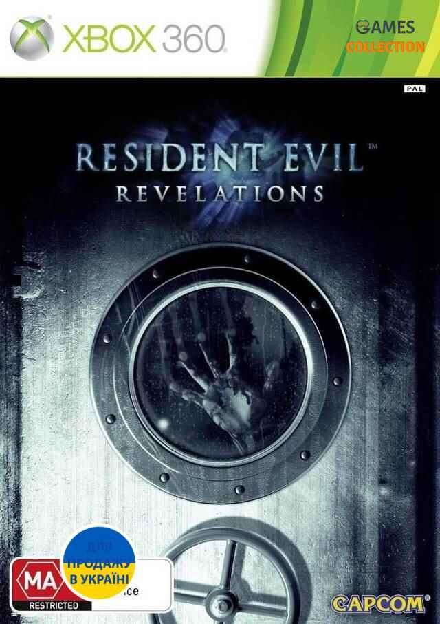 Resident Evil: Revelations RUS(XBOX360)-thumb