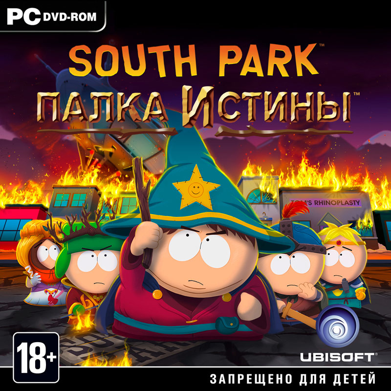 SOUTH PARK: STICK OF TRUTH КЛЮЧ (PC)-thumb