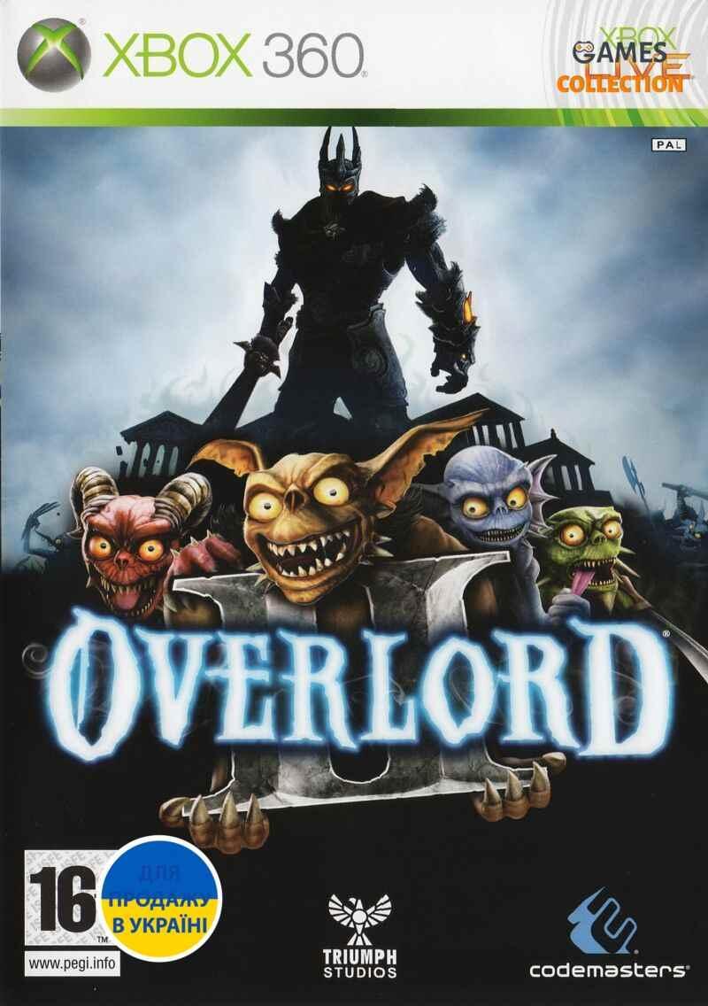 Overlord II(XBOX360)-thumb