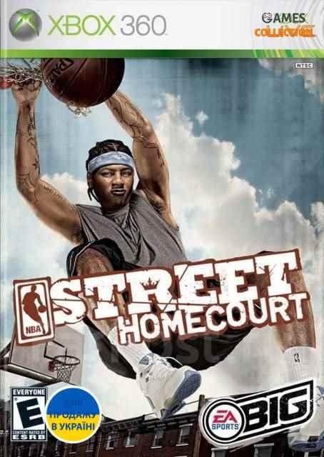 NBA Street Homecourt (XBOX360) Б/у-thumb