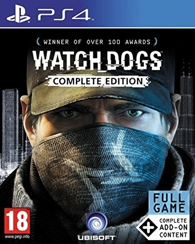 Watch Dogs Complete Edition (PS4)-thumb