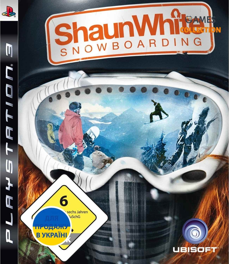 Shaun White Snowboarding (PS3)-thumb