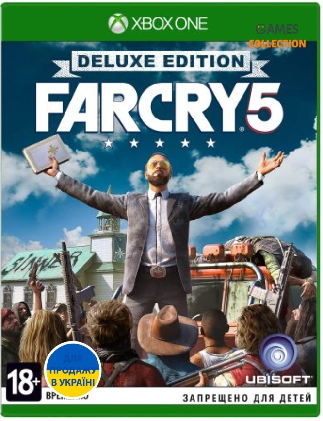 Far Cry 5: Deluxe Edition (Xbox One)-thumb