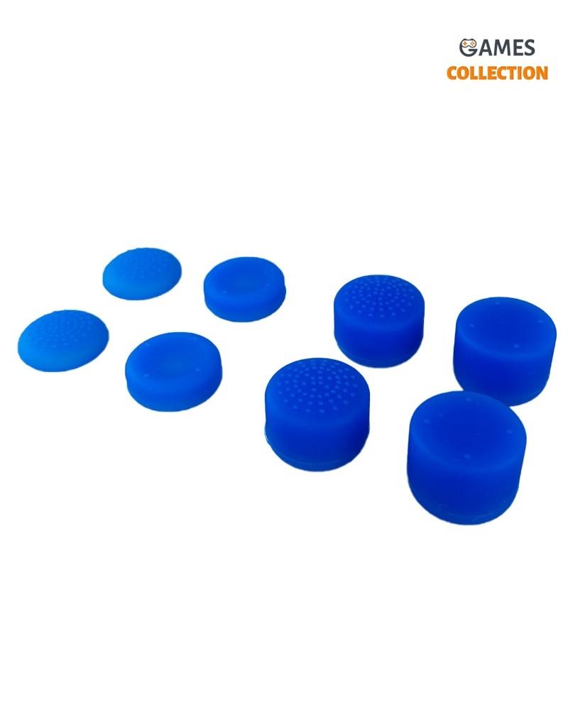Стики для Джойстика Универсальные PS5/PS4 Синие-thumb