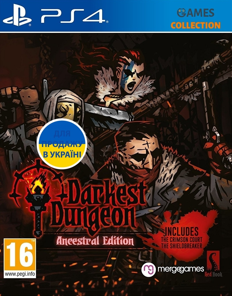 Darkest Dungeon (PS4)-thumb