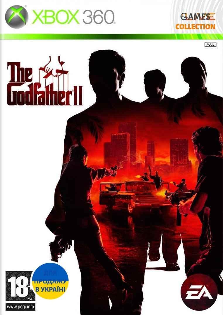 The Godfather 2 (XBOX360)-thumb