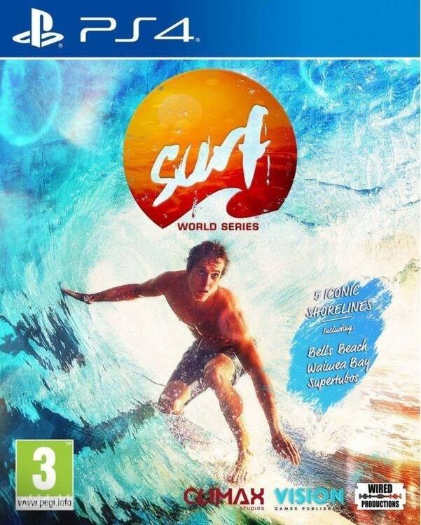 Surf World Series (PS4)-thumb