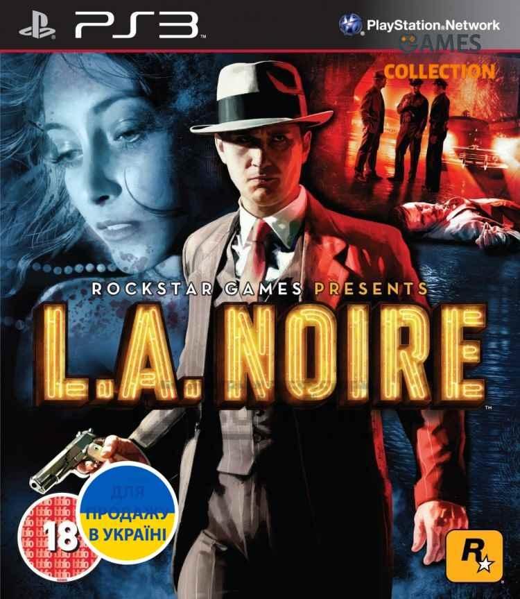 L. A. Noire (PS3) Б/У-thumb