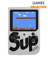 Портативная приставка 400 игр dendy. SEGA 8bit SUP-thumb
