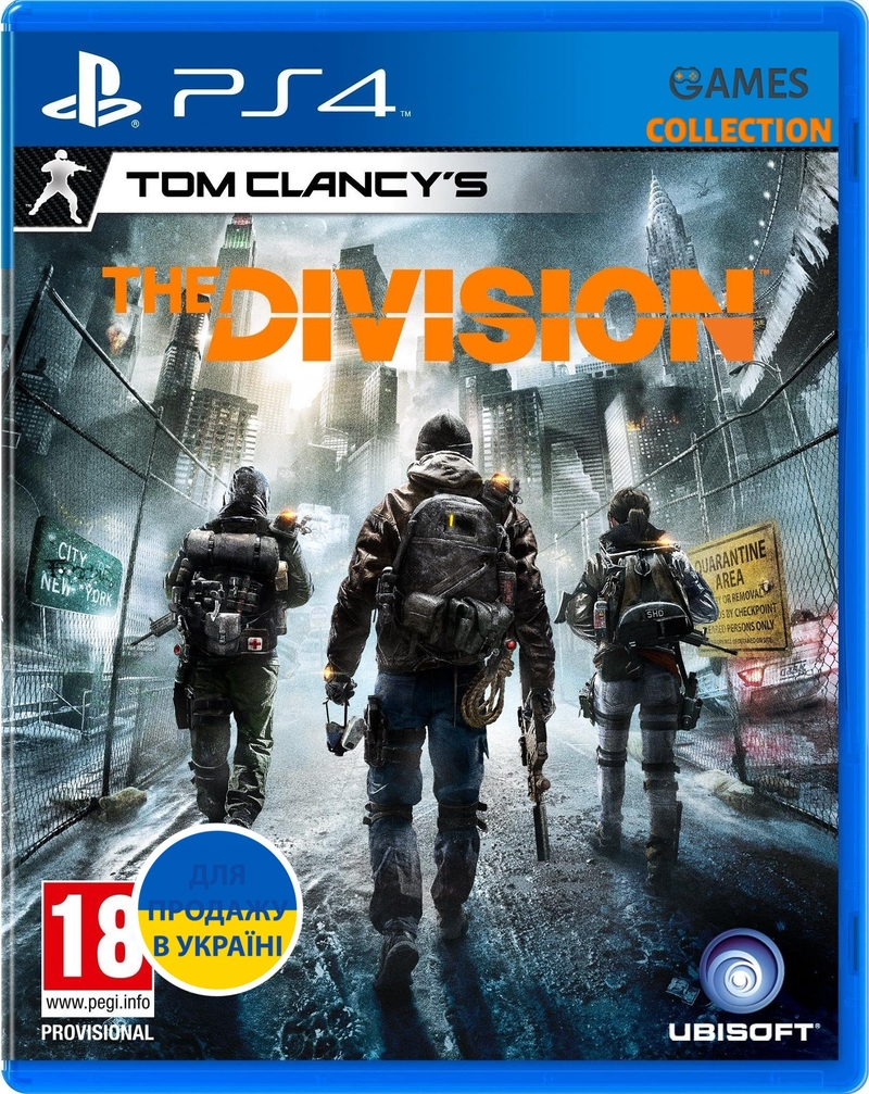 Tom Clancy's The Division (PS4)-thumb