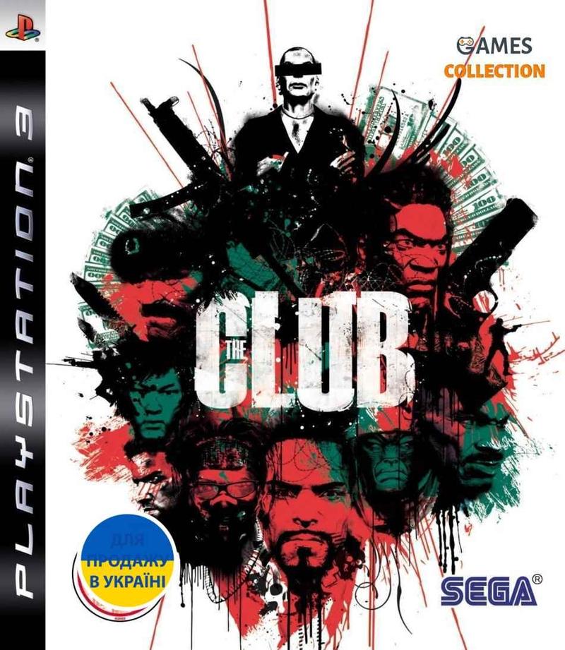 The Club (PS3)-thumb