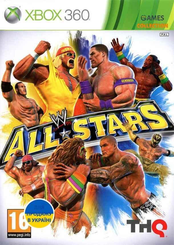 WWE All Stars(XBOX360)-thumb