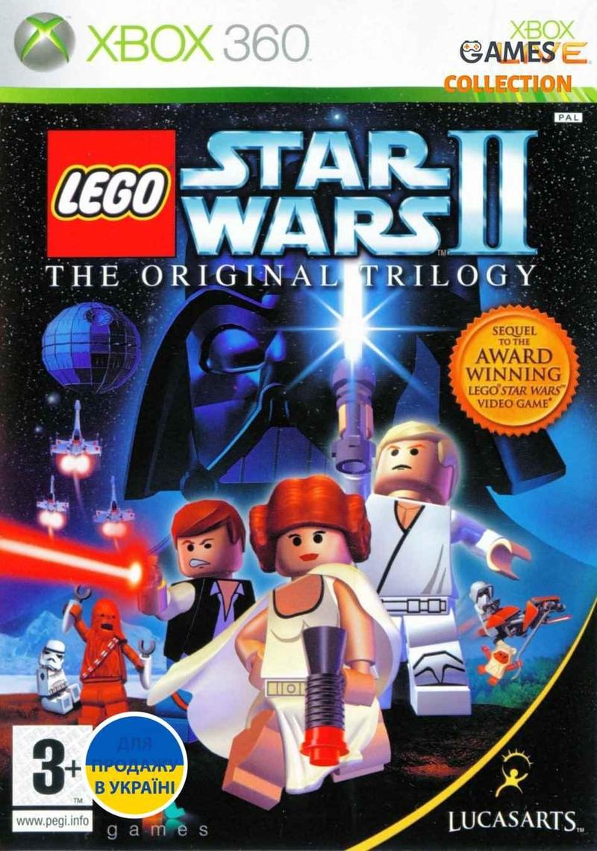 LEGO Star Wars II: The Original Trilogy (XBOX360)-thumb