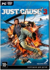 Just Cause 3 + Weaponised Vehicle (PC)-thumb
