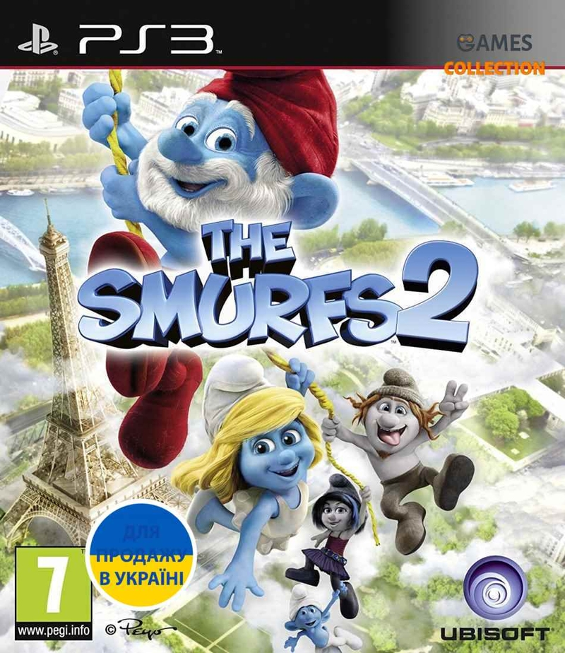 The Smurfs 2 (PS3)-thumb