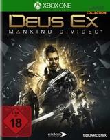 Deus Ex Mankind Divided (Xbox One) Б/У-thumb