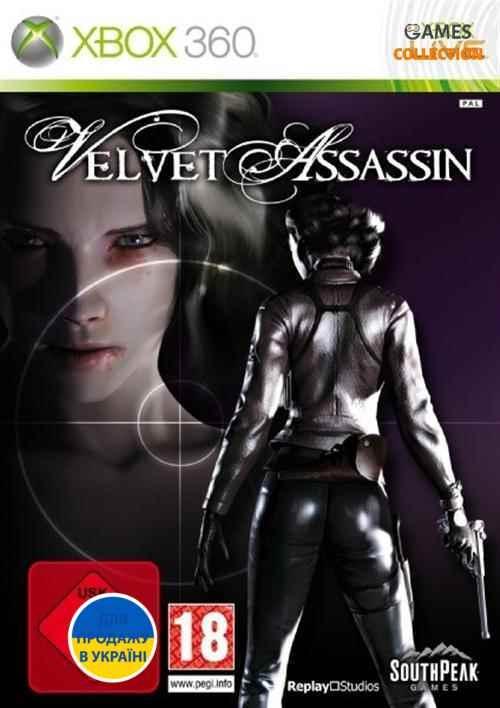 Velvet Assassin (XBOX360)-thumb