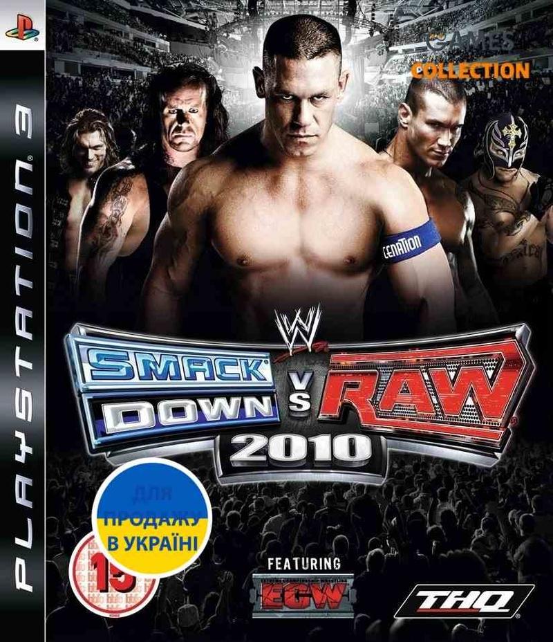 WWE Smackdown vs Raw 2010 (PS3)-thumb