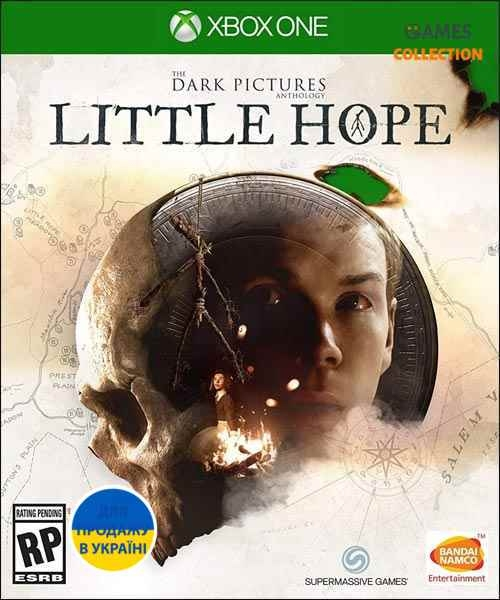 The Dark Pictures: Little Hope (XBox One)-thumb