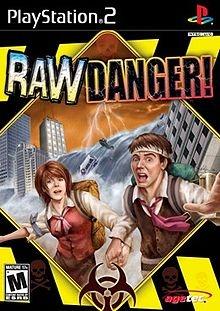 Raw Danger (PS2)-thumb