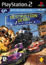 Destruction Derby Arenas (PS2)-thumb