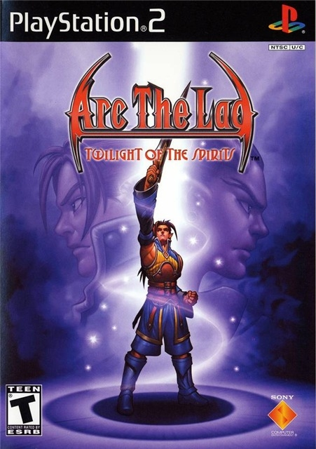 Arc the Lad: Twilight of the Spirits (PS2)-thumb