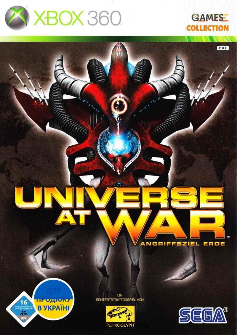 Universe at War(XBOX360)-thumb