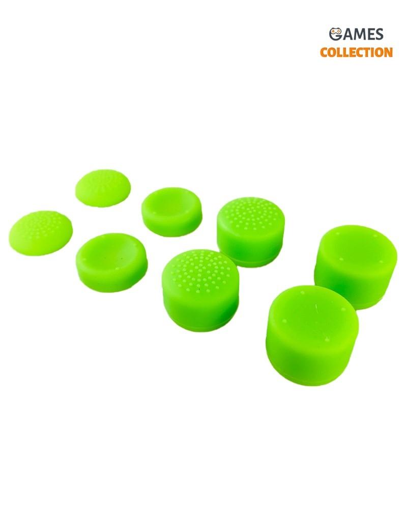 Стики для Джойстика Универсальные PS5/PS4 Зеленые-thumb
