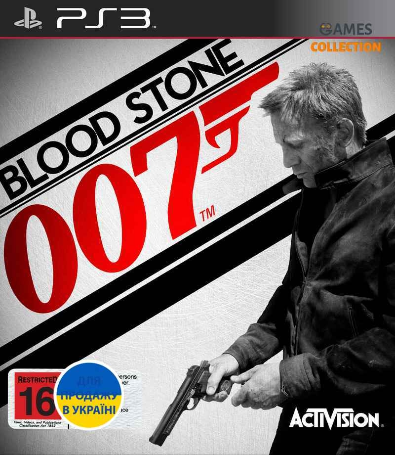 James Bond 007: Blood Stone (PS3)-thumb