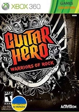 Guitar Hero: Warriors of Rock (XBOX360) Б/У-thumb