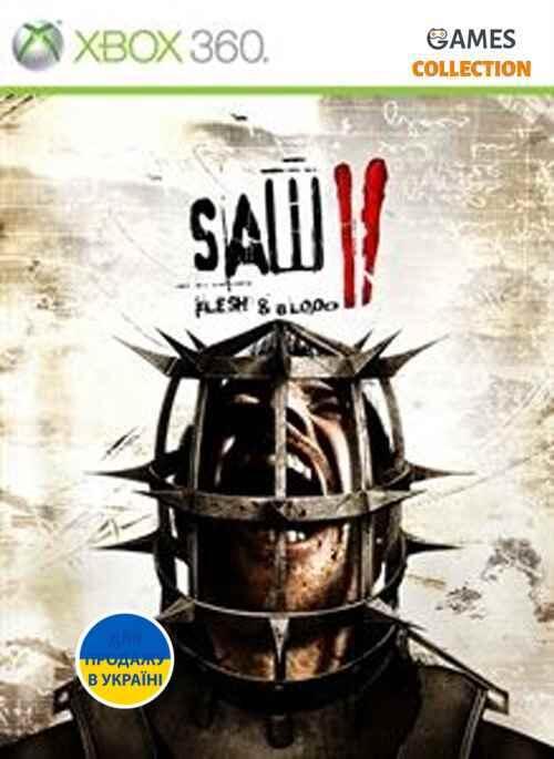 Saw II: Flesh & Blood(XBOX360)-thumb