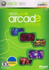 XBOX LIVE Arcade Compilation (XBOX 360) Б/У-thumb