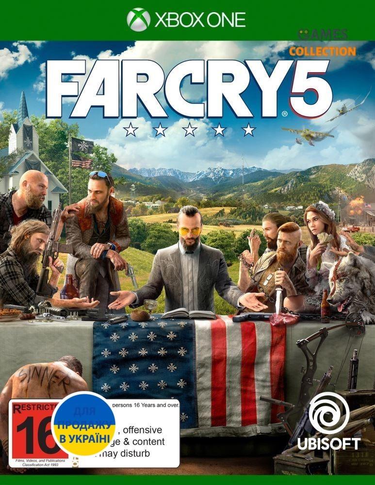 Far Cry 5 (Xbox One)-thumb