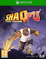 Shaq Fu: A Legend Reborn (Xbox One)-thumb