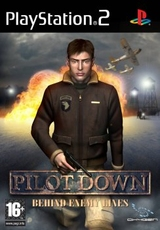 PILOT DOWN:BEHIND ENEMY LINES (PS2)-thumb