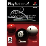 CUE ACADEMY: SNOOKER POOL BILLIARDS (PS2)-thumb