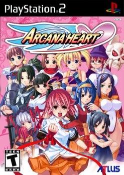 ARCANA HEART (PS2)-thumb