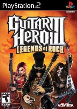 GUITAR HERO III LEGENDS OF ROCK (PS2)-thumb