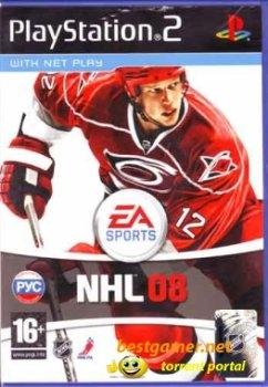NHL'08 (PS2)-thumb