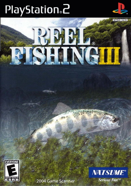 Reel Fishing III (PS2)-thumb