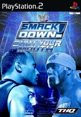 WWE SMACKDOWN! SHUT YOUR MOUTH (PS2)-thumb