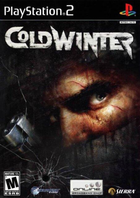 COLD WINTER (PS2)-thumb