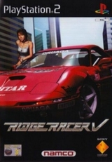 RIDGE RACER V (PS2)-thumb