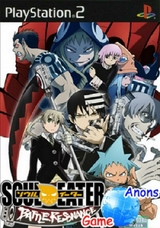 SOUL EATER: BATTLE RESONANCE (PS2)-thumb
