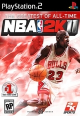 NBA 2K11 (PS2)-thumb